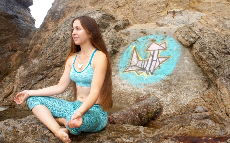 PIC BY AMY MALOON/CATERS NEWS - (PICTURED: Amy does a yoga pose in Burma. ) - If this amazing video of yoga in the worlds most spectacular locations does not inspire you to become at one with nature- nothing will. Acupuncturist, Yoga Instructor, and an Intuitive Healer, Amy Maloon, 31, from San Francisco, CA, started practicing yoga as a teenager in an attempt to become more flexible for dancing. Amy filmed her yoga in 26 countries while working as an acupuncturist on a cruise ship and cannot wait to take her yoga retreats on a similar journey next year. SEE CATERS COPY.