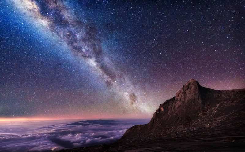 Thousands Of Stars Light Up Beautiful Indonesian Nightscapes