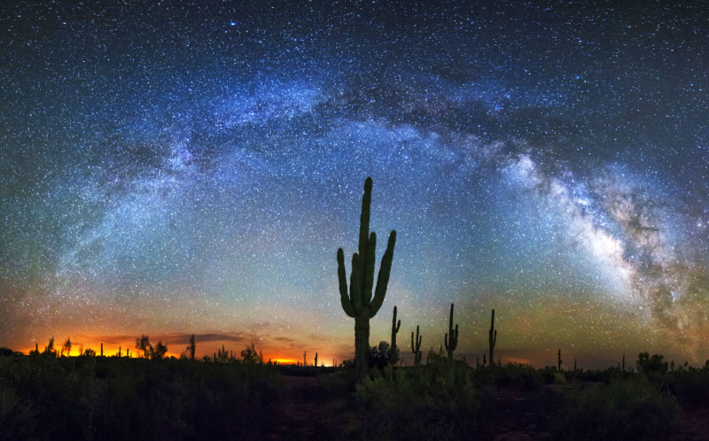 Lighting Spike Storm Strikes Cactus Fields Caters News