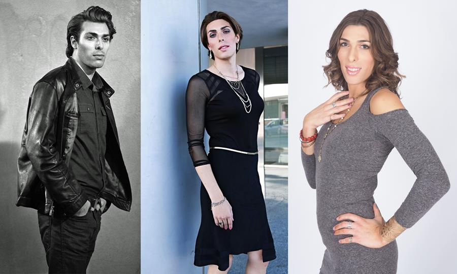 Alexander To Alex To Aria Transgender Woman Documents Wonderful Transformation From -9012