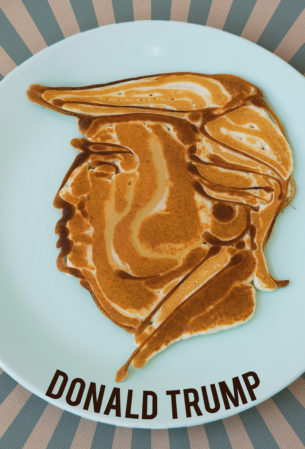 Toss Trumps World S Greatest Pancake Artist Fries Up