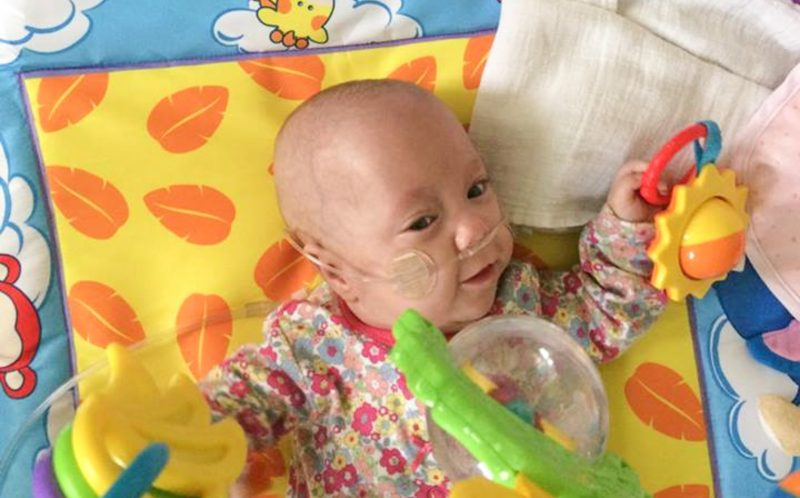 Baby Given Less Than 1 Chance Of Survival Arrives Home Thanks To