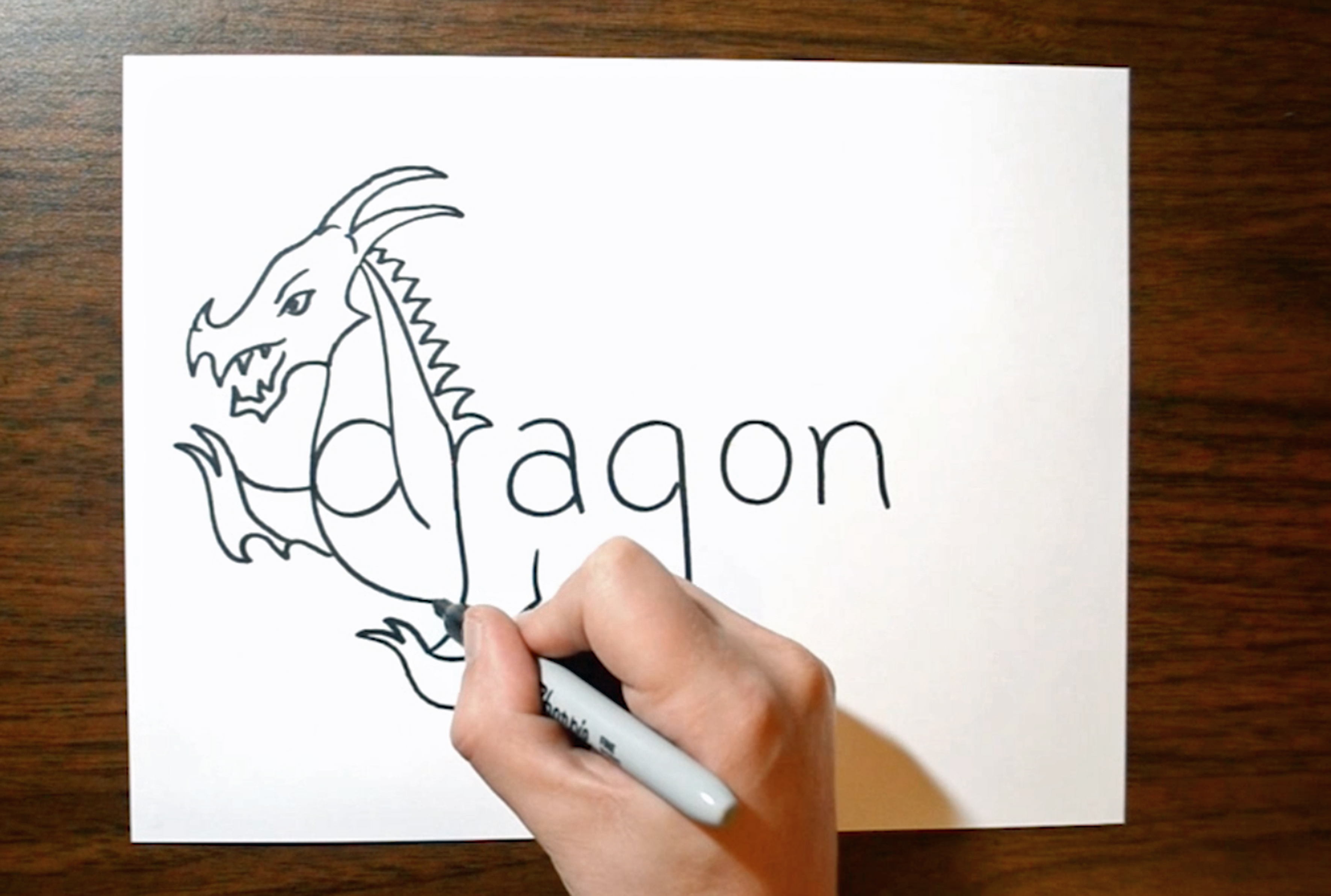 how to add drawings to word