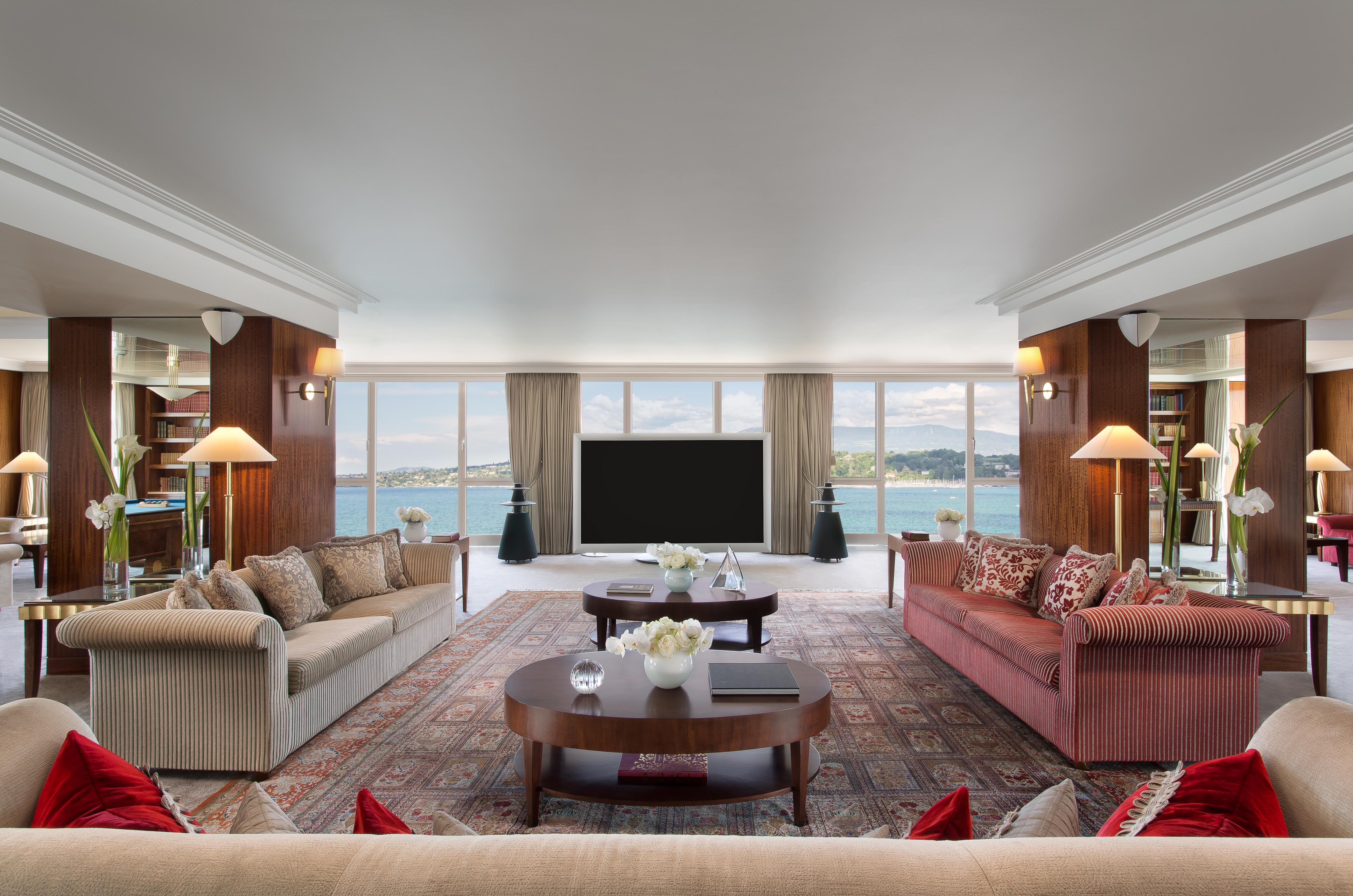 Inside the world 39 s most expensive hotel suite which will for Most expensive hotel in usa