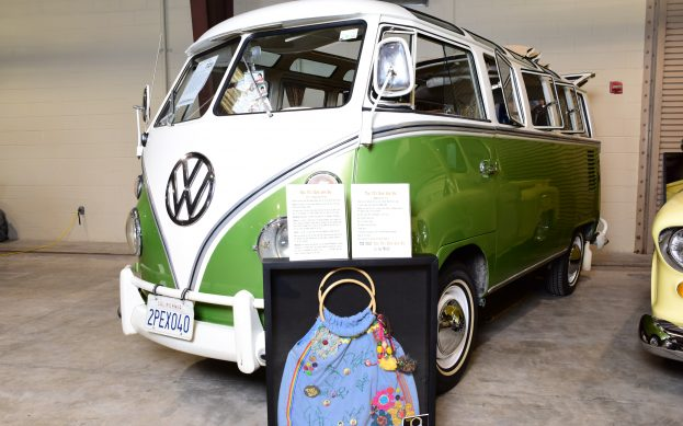 869746a262 Rare  love wagon  camper van from tv hit  That 70 s Show  could break world  record for most expensive Volkswagen ever sold!